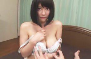 imagen Colegiala japonesa con las tetas perfectas