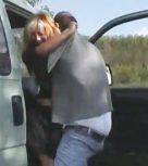 imagen Violada en la furgoneta por ser una maldita puta
