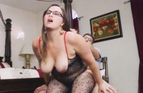 imagen Madre viola a su hijo, ¡asi cariño! ¡hasta el fondo!