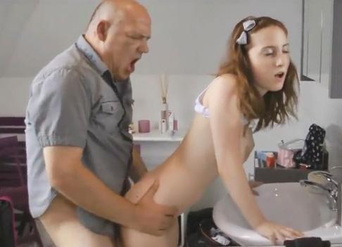 Sexo padre hija