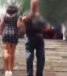 imagen Mexicana pillada en la calle tiene sexo por dinero