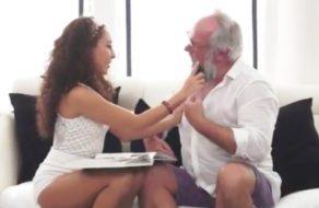 imagen Mexicanita hermosa enseña español y mucho mas ¡a un abuelete!