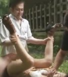 imagen Violada por tres hombres desconocidos en el bosque