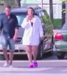 imagen Enfermera española pilla a un desconocido en la calle y se lo folla