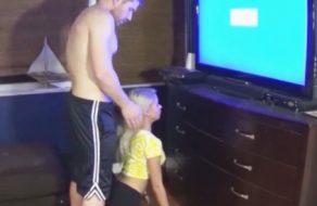 imagen Hipnotiza a su hermana y la convierte en una puta sumisa