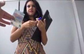 imagen Entrevistadora llega a una casa y se la follan por dinero