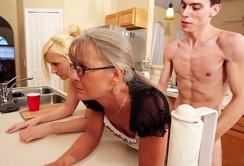 Madres putas con hijos