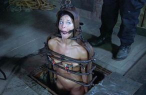 imagen Putas raptadas, atadas y torturadas por un amante del BDSM