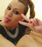 imagen Famosa de television follando en un video porno español