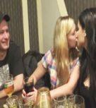 imagen Intercambio de parejas amateur en el almacen del bar