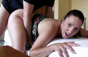 imagen Pamela Sanchez graba porno casero con un follamigo