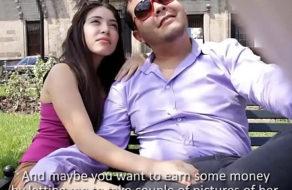 imagen Gordito vende a su novia mexicana por un puñado de dolares