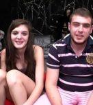 imagen Española de 18 años folla con el rockero delante de su novio