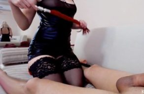 imagen Morbosa pareja amateur y sus jueguecitos BDSM