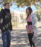 imagen Putita española cazando ingenieros a las puertas de la universidad