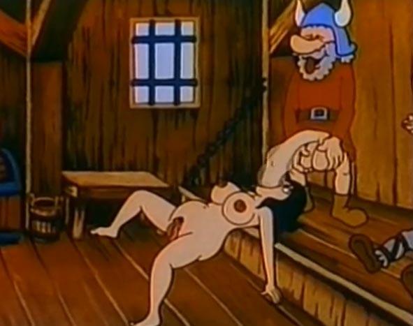 Porno en dibujos animados