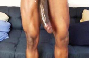 imagen La verga mas grande del porno, paja brutal 100% real