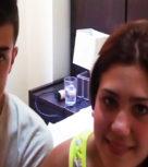 imagen Pareja de universitarios españoles follando en un casting porno