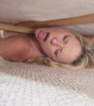 imagen Violada por su hijo debajo de la cama (incesto forzado)