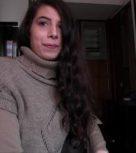 imagen Estudiante española prueba su primera experiencia en el porno