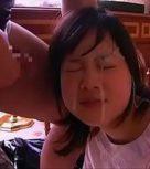 imagen Japonesas reciben corridas faciales que las dejan pringadas y chorreando