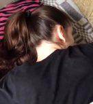 imagen Llega borracha a casa, se duerme, ¡y su primo se la folla!
