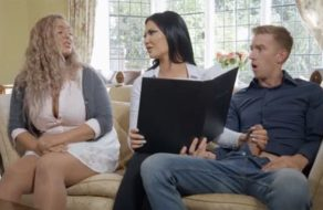 imagen Sexo salvaje con la madre de su novia en una reunión familiar