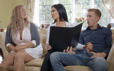 familia putas culonas y tetonas