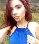 imagen Follando en el campo con una princesita colombiana (amateur)