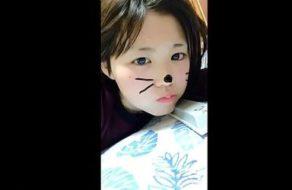 imagen Teen japonesa chupa polla pero no se quiere tragar la corrida