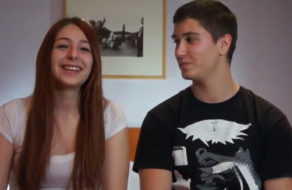 imagen Joven pareja amateur española rueda porno semiprofesional