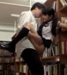 imagen Colegiala violada por un madurito en la biblioteca