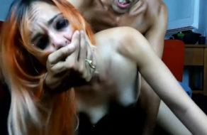 imagen A Sarita le gusta el sexo duro ¡y también por el culo! (español)